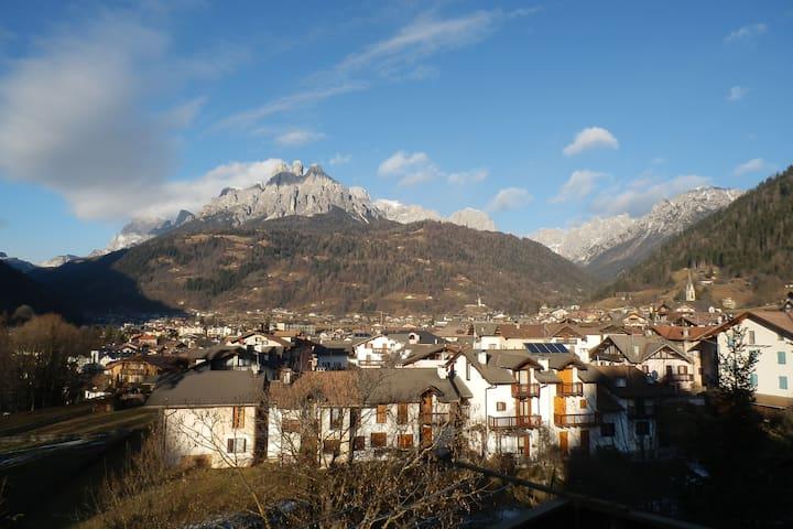 Appartamento Vacanza in Trentino - Transacqua - Appartement