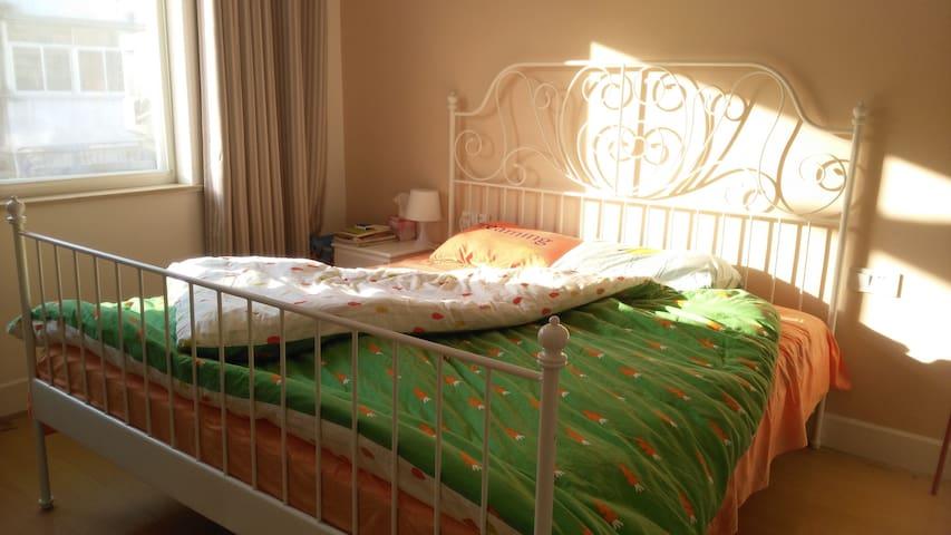爱的家~Your  home温馨的二居室 - Huangshan - Pis