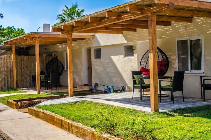 private home, good location & cheap - Ein Dor - Daire