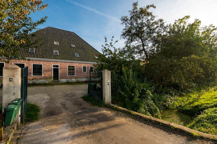 Amsterdam Farm House - Purmerend - Casa