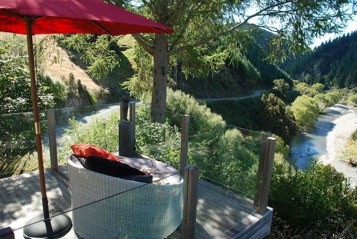 Rotoiti Retreat, Nelson Lakes. - Howard - Bed & Breakfast