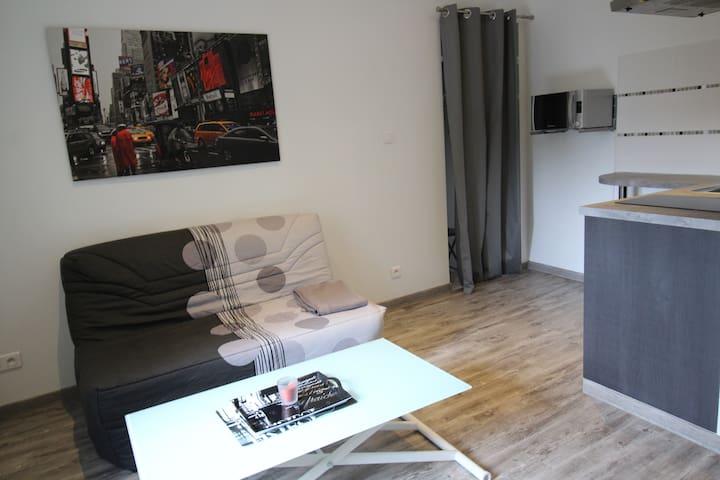 Mignon Studio sur Pau - Pau - Apartamento