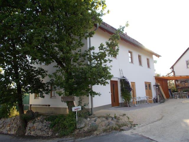 Wohnen auf der Brennerei - Bodenwöhr - Квартира