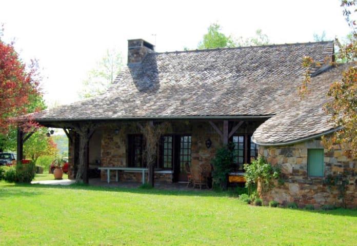 Caramaurel - Clairvaux-d'Aveyron - Casa