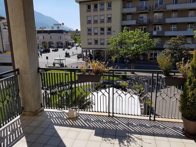 Wohnung in mitte des Zentrum Meran - Meran - 公寓