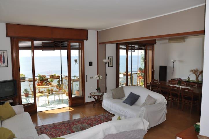 Casa esclusiva con il mare di Acitrezza a 20 passi - Aci Castello - Apartamento