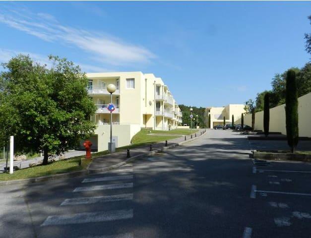 Location studio résidence confort - Valbonne - Departamento