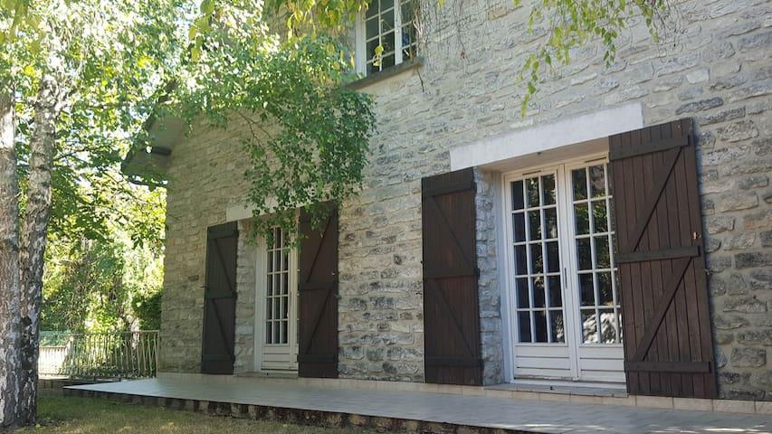 Lesmont country house -maison campagne - Champagne - Lesmont - Haus