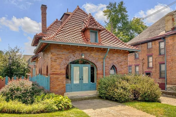 Historic Circus House on Goodale Park - コロンバス - 一軒家