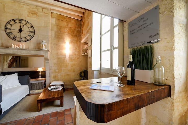 Stone studio in the old Bordeaux - Bordeaux
