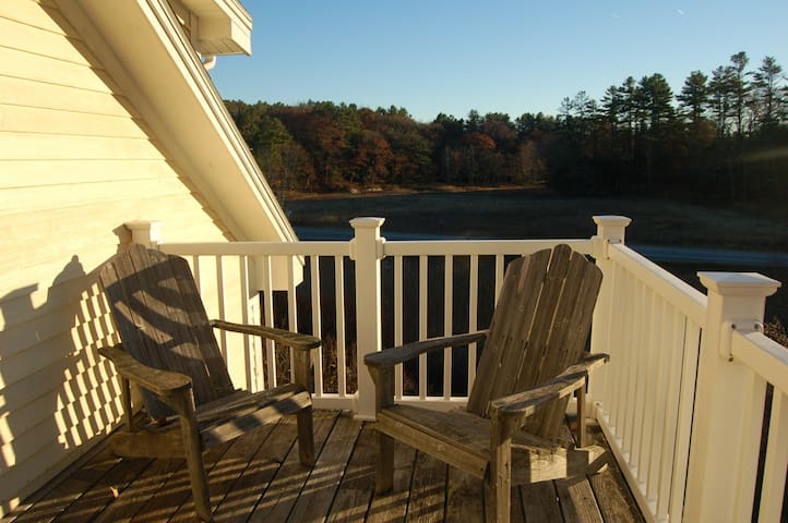 1BR+ close to town and nature - Freeport