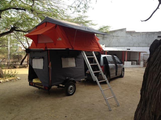 TRAILER CAMPING - Curiti - Kamp Karavanı/Karavan