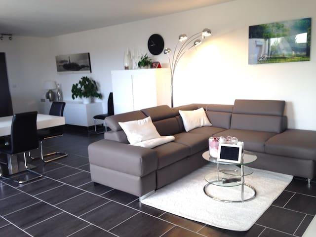 Chambre dans bel apt- Evreux centre - Évreux - Apartamento