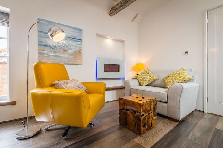 The Treasure Chest, Coastal retreat - Southwold - Apartmen