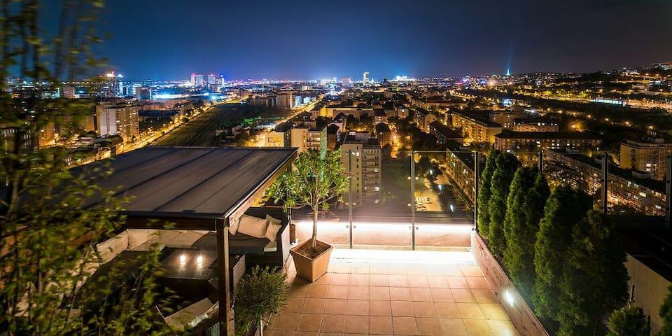 Sky Central Apartment - Bratislava - Appartement