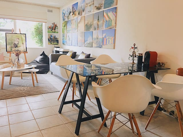 Perth Gallery Chic Room - Applecross - Appartement