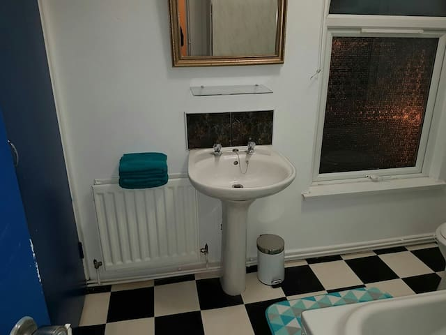 Cosy apartment with parking - Belfast - Daire