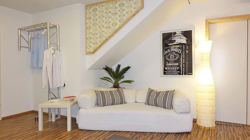 Modernes Zimmer mit Heimkino nahe Stuttgart - Ehningen - Huis