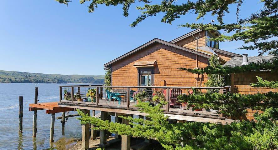 Lolo's Cottage~Perfect Bayside Gem  - Marshall - Rumah