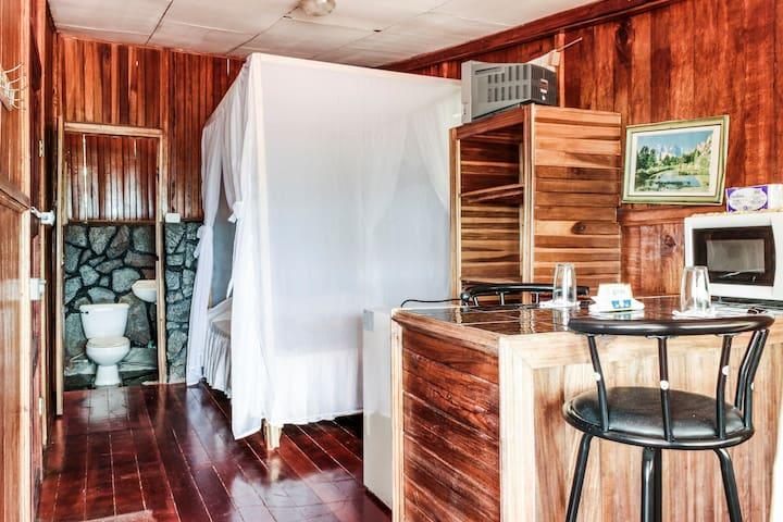 Double Room - Turrialba - Bed & Breakfast