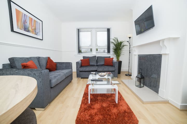 1 Bedroom Apartment, The Haven Glasgow Airport - Johnstone, Paisley - Wohnung