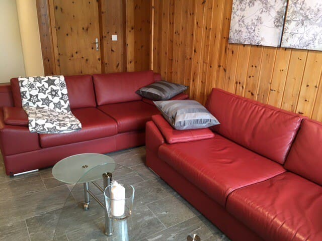 Ferienwohnung nahe dem Skigebiet Andermatt Sedrun - Rueras - Daire