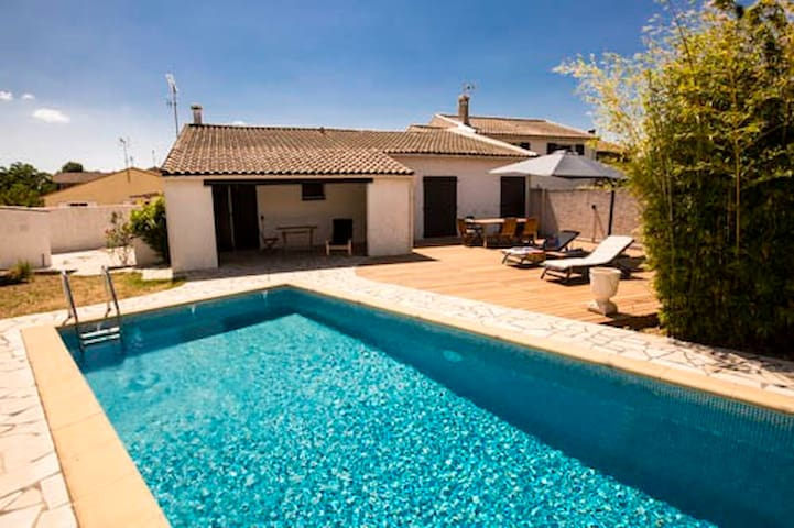 Idyllic in the South of France - Cournonterral - Hus