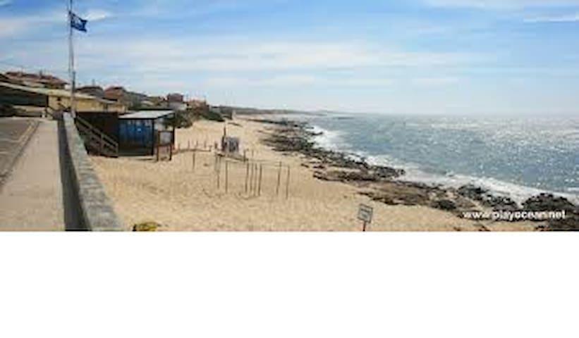 Mar, Tranquilidade e Alegria - Vila Chã - Departamento