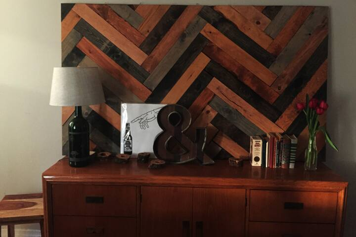 RiNo Den Charming & Modern 1 Bed Room - Denver - Casa adossada