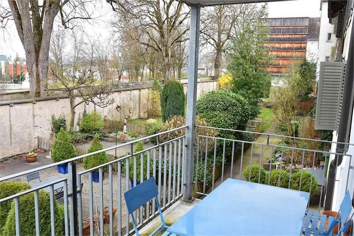 Entire apartment few minutes from Lucerne - Sursee - Lägenhet