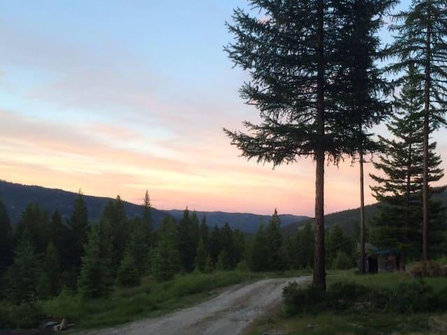 Woodland Cabin Hideout - Marion - Cabaña