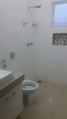 Conforto no interior! - Jaboticabal, São Paulo, BR - Huis