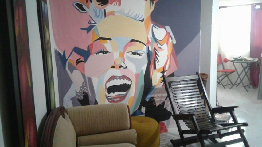 Comfortable  apartaestudio - Cartagena - Wohnung