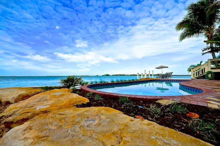 Water Front Masterpiece - Key West! - Key West - Ev