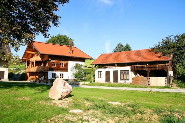 """5*Wohnung """"Wolke 1"""" im Golf- und Thermenparadies - Egglham - Daire"""