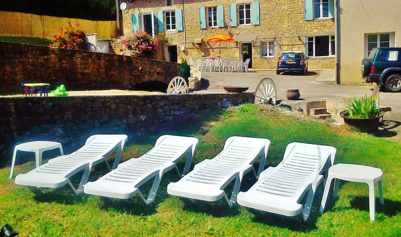 Superbe Moulin du 17 ème dans le Périgord Noir! - Saint-Cernin-de-l'Herm - Ev