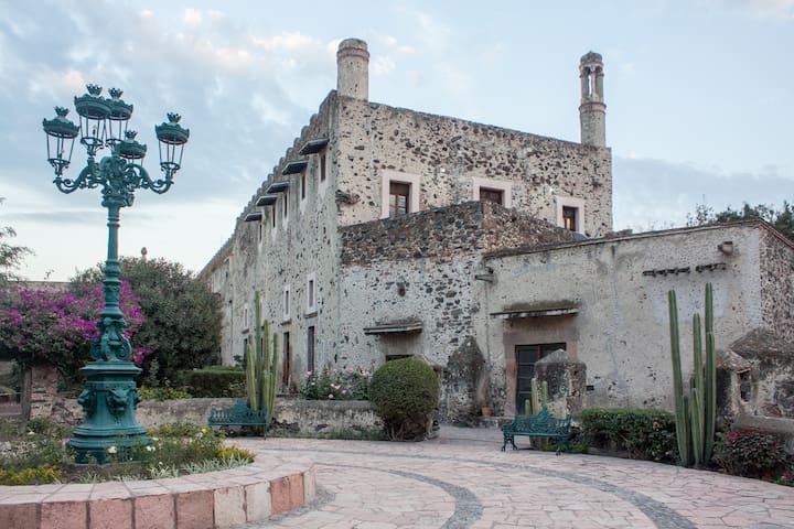 Cómodo Departamento en Hacienda Castillo - Queretaro - Appartement