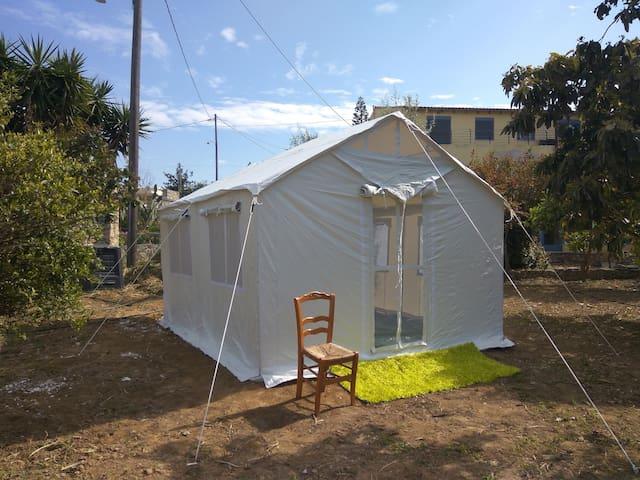 Iason Luxury Tent Prines (Rethymno, Crete) - Prines - Tienda de campaña