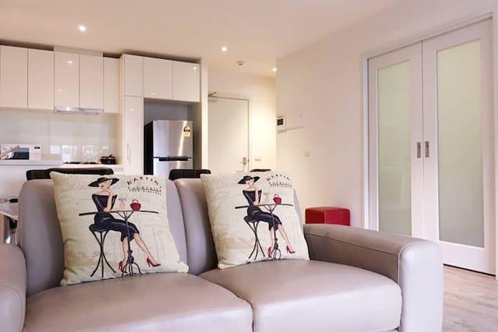 New Cosy 2BR apartment Near Tram - Preston - Wohnung