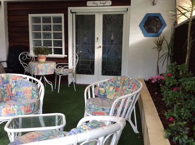 Abbey Lodge private and self contained apartment - Armadale - Apartemen