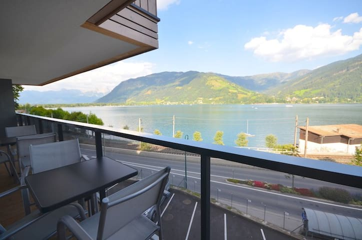 Apartment Lakeview....Top 28....Alpin & See Resort - Zell am See - Leilighet