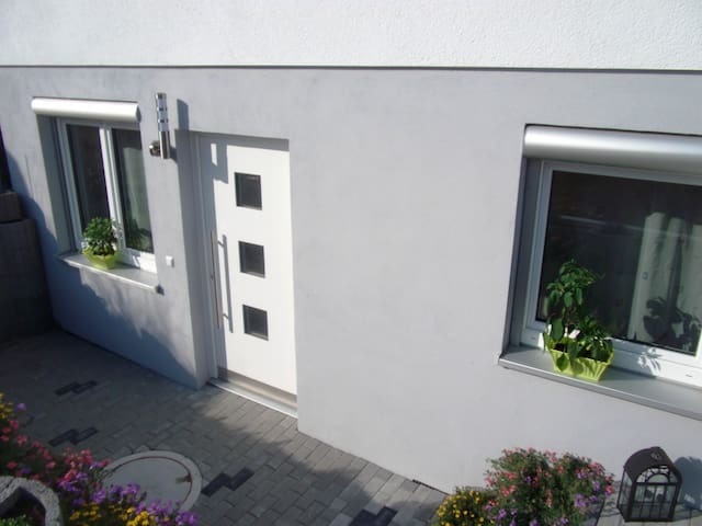Neue, Ferienwohnung mit hohem Ausstattungsniveau - Stockach / Wahlwies - Condomínio