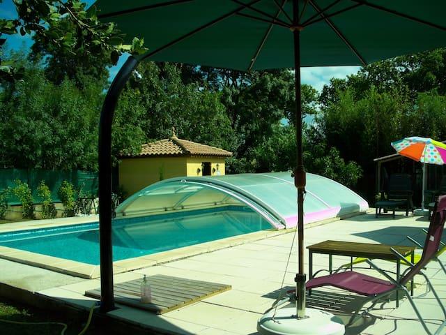 Beau logement neuf indépendant - Ribaute-les-Tavernes - Ev