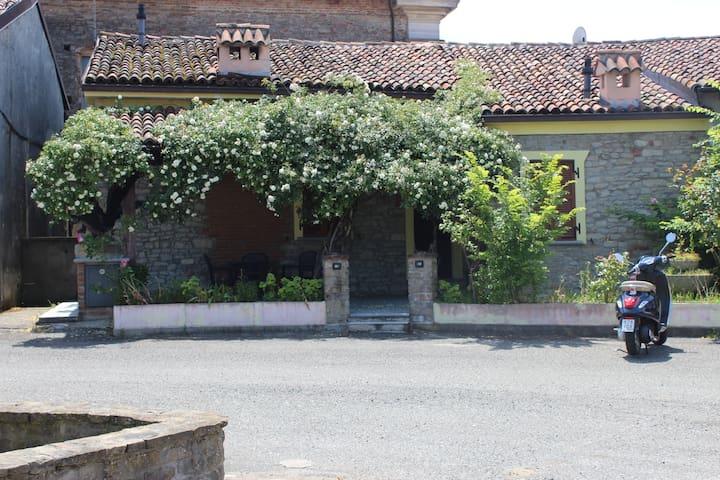 Vacanze a Montabone - Montabone - Daire