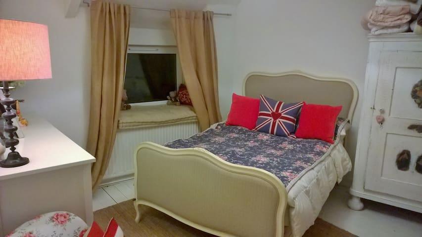 Beautiful Room In Rural Somerset - Timsbury - Huis