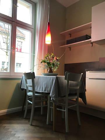 Gemütlich-komfortable 2-Zi.-Whg. - Potsdam - Leilighet