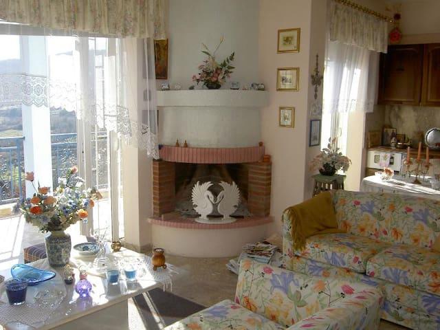 VILLA PINELOPI - Lefkopetra - Villa