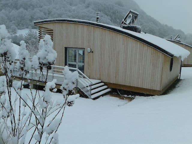 Village vacances du lac de Menet - Menet - Chalet