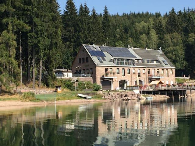 "Holidayhaus – FW ""Kickelhahn"", 60 m² - Frankenhain - Casa de vacaciones"