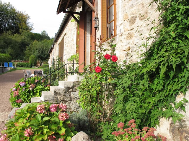 La Vieille Forge - Gouloux - Bed & Breakfast